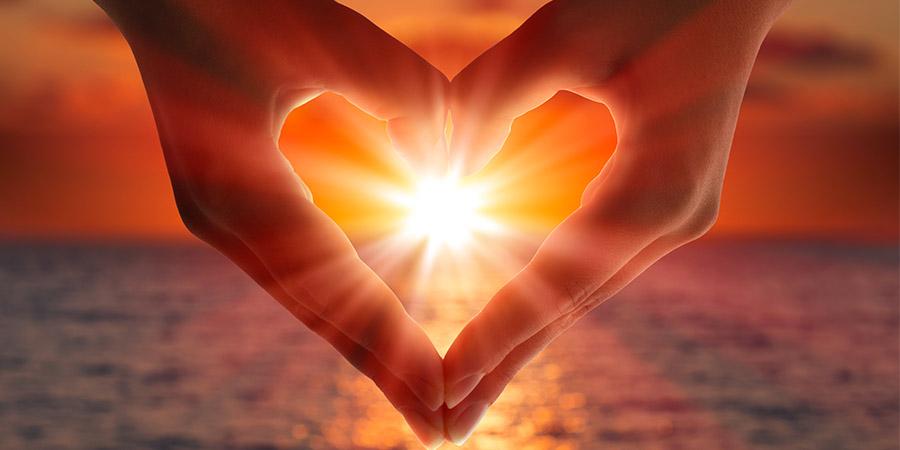 L'amore è la più potente fonte di guarigione che c'è!