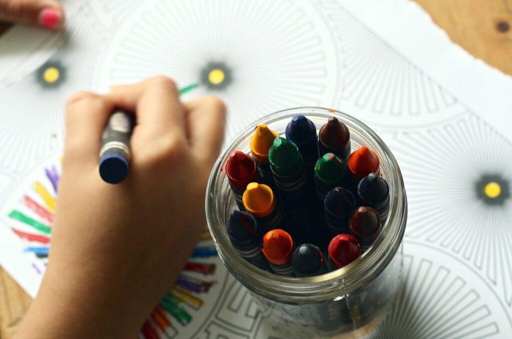 educazione gestire l'ansia