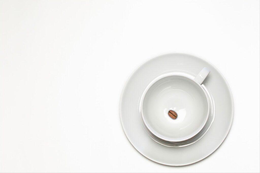 caffè e tempo per sè stessi